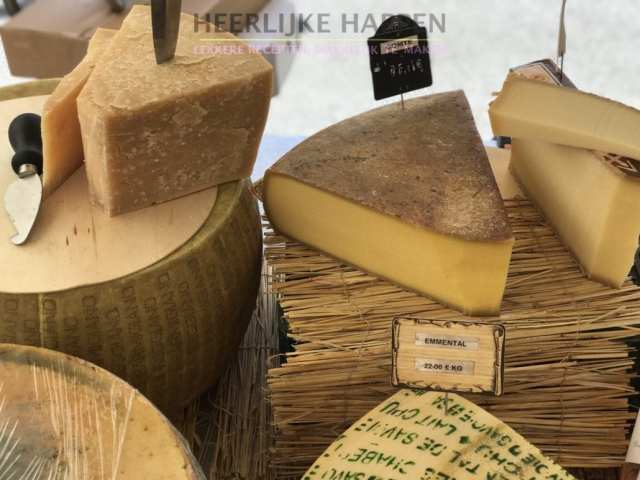 het franse kaasplankje