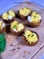 Gegrilde ananas met mascarpone