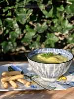 Pastinaak kerrie soep