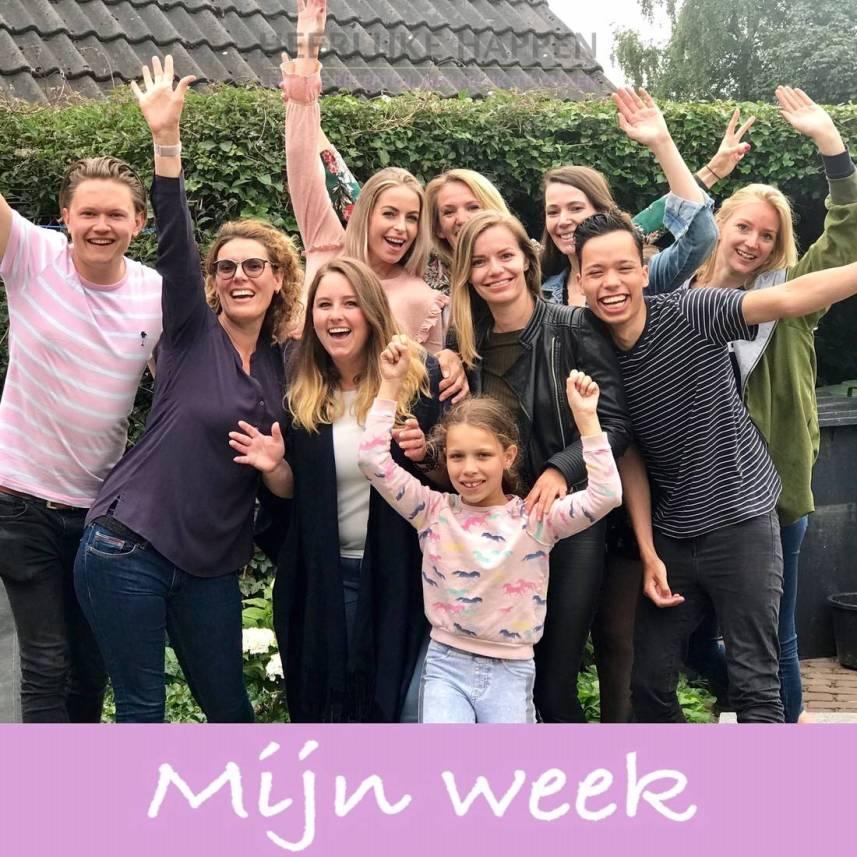 Week 25 weekvlog Heerlijke Happen