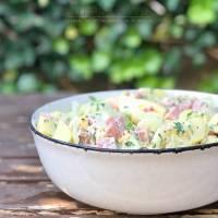 Aardappelsalade met venkel