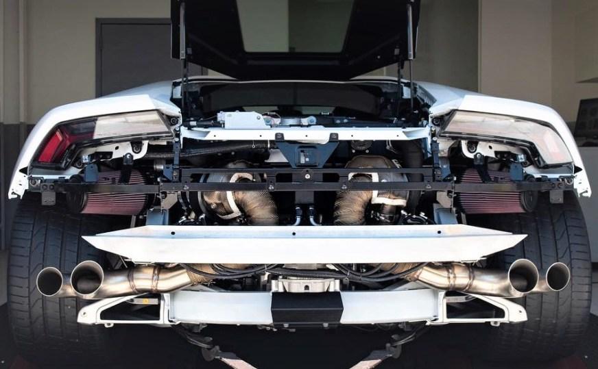 Heffner Twin Turbo Lamborghini Huracan - Heffner Performance