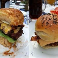 Foodporn am Wochenende: Wildburger mit Brioche Burger Buns