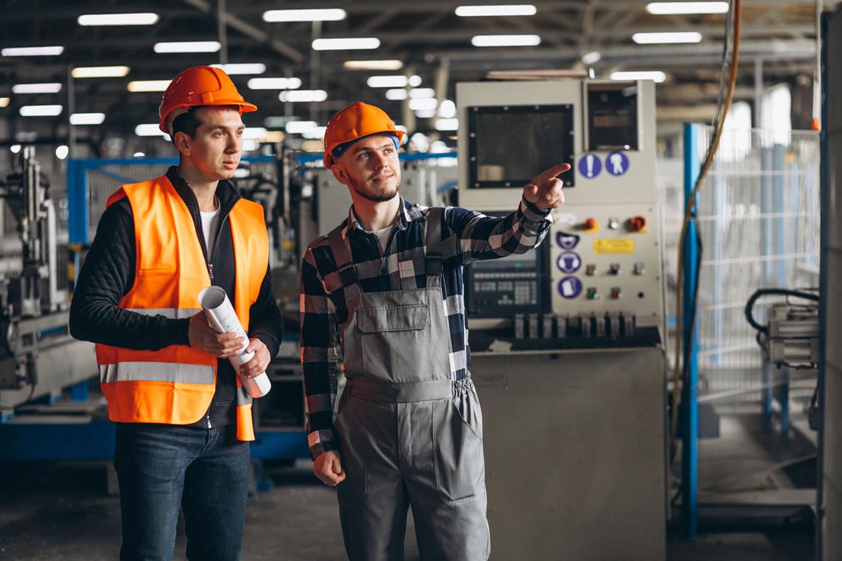Baixa produtividade pode estar relacionada a problemas com equipamentos da indústria
