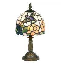 """Humming Bird 6"""" Tiffany Table Lamp - Hegarty Lighting Ltd."""