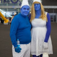 La-La-La-La-La-La, La-La-Smurf (2)-Cosplay!