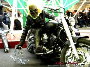 Muscarella Alessandro ghost rider cosplay