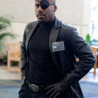 THE AVENGERS Cosplay Bonus - Nick Fury