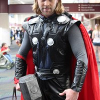 THE AVENGERS Cosplay Day 6 - Thor