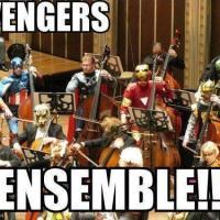 AVENGERS Ensemble!