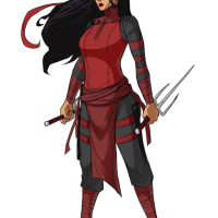 Your Favorite Superheroines As You've Never Seen Them...Fully Clothed