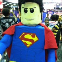 Some Super MAN OF STEEL Cosplay