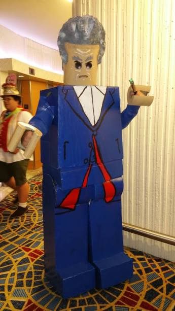 The Twelfth Doctor by Terry Sherer