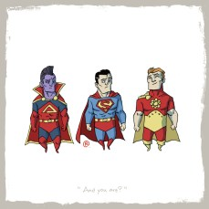 little_friends_superman_and_gladiator_and_hyperion_by_rawlsy-d63h6ow