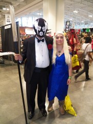 Grendel and Daenerys