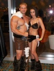 Conan and babe