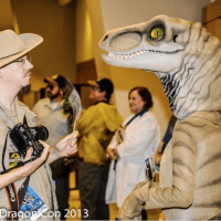 A World of JURASSIC PARK Cosplay