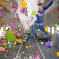 OK GO Premieres Zero-G Video