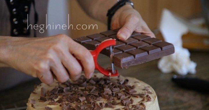 Caramel Cake Mikado Recipe