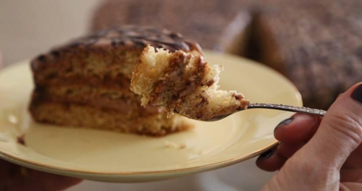Gluten Free Honey Cake Recipe