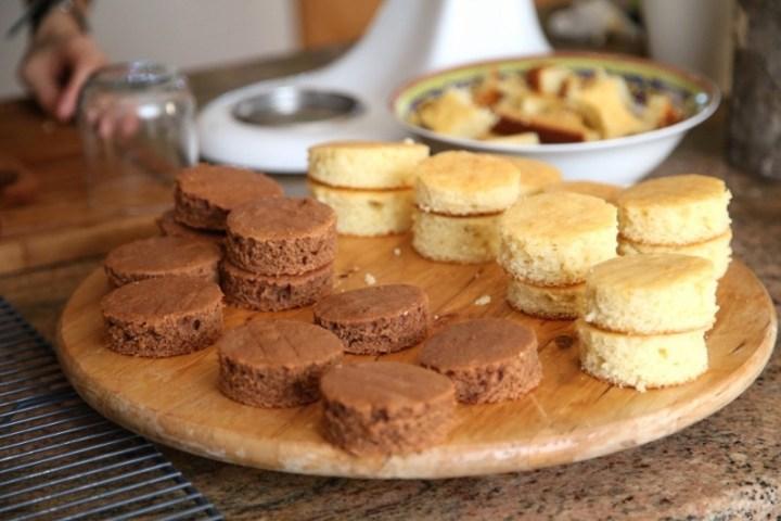 Little Cakes Recipe - Porcupine - Ոզնի Ежик