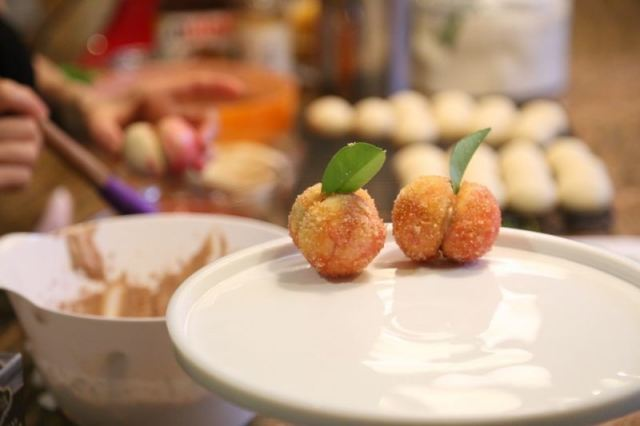 Italian Peach Cookies Recipe