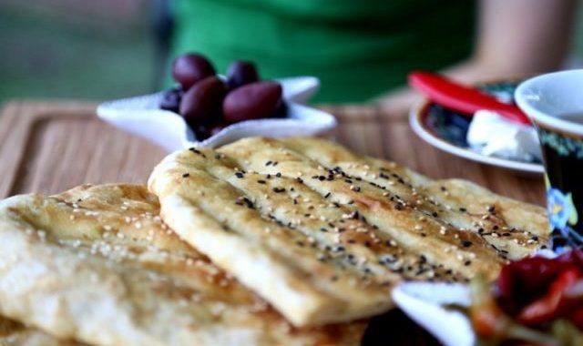 Flat Bread Barbari Recipe - Հաց Բարբարի