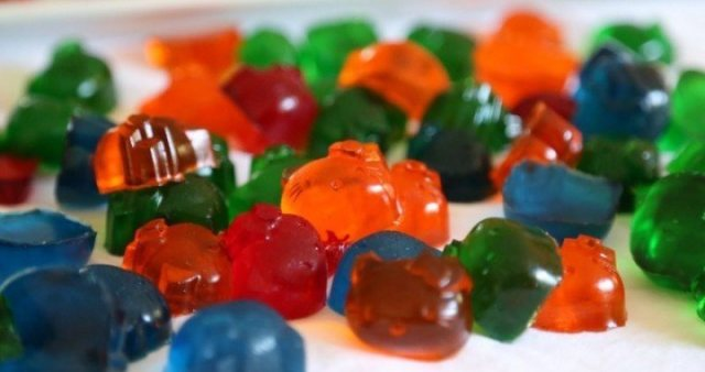 Sour Gummies Candy Recipe