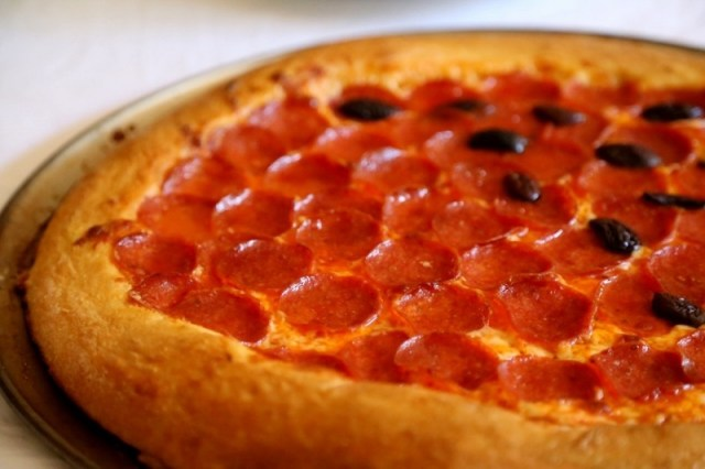 Homemade Pizza Recipe - Easy Pizza
