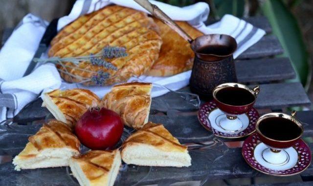Nakhshoon Gata Recipe - ՆաԽշուն Գաթա