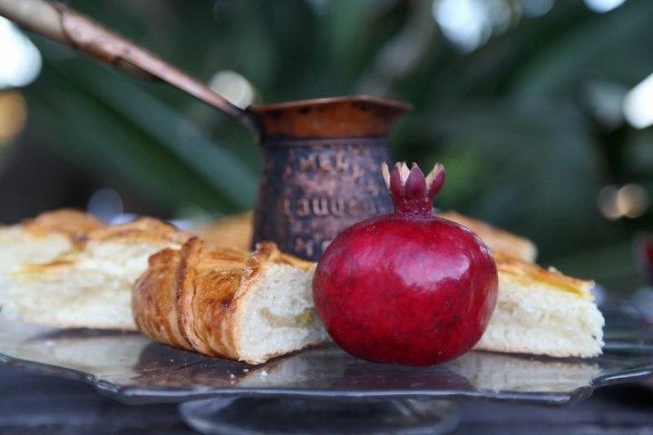 Armenian Gata Գաթա Sweet Bread Recipe