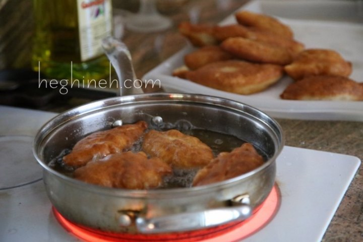 Potato Patties Recipe - Կարտոֆիլով Կարկանդակ
