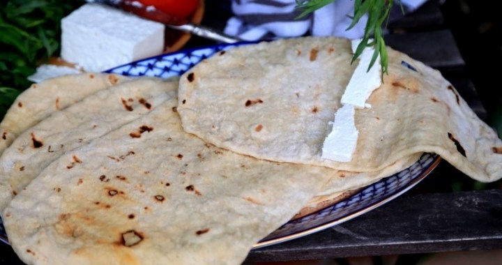 Lavash Bread Recipe Լավաշ Лаваш