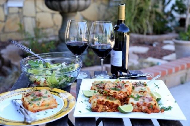 Lasagna Roll Ups Recipe by Heghineh
