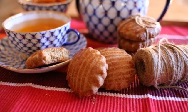 Russian milk cookies korjiki