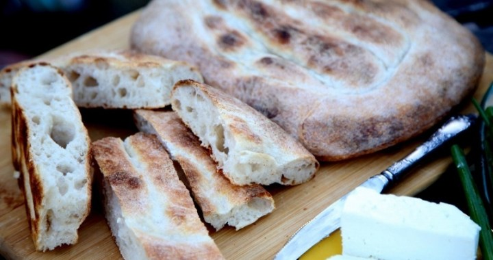 Sourdough Bread - Armenian Matnaqash