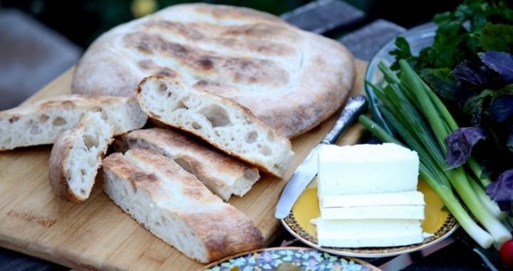Sourdough Bread - Armenian Matnaqash