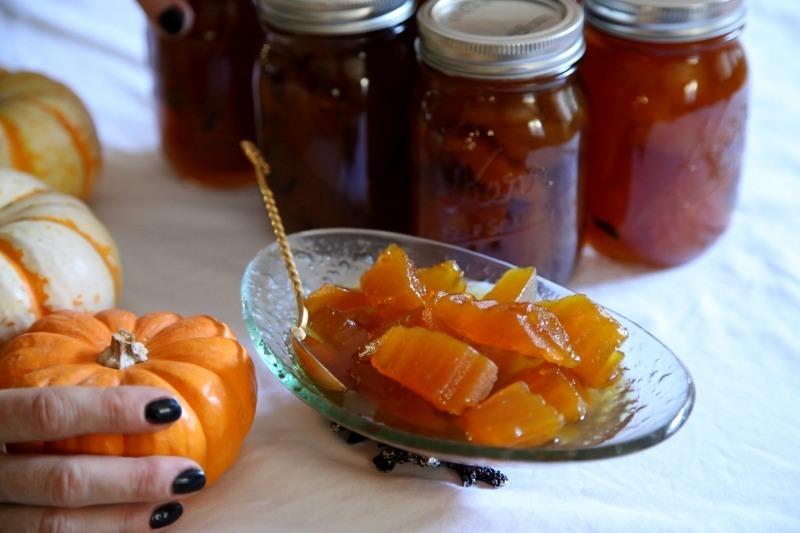 Pumpkin Preserves