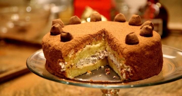 Truffle Cake Recipe