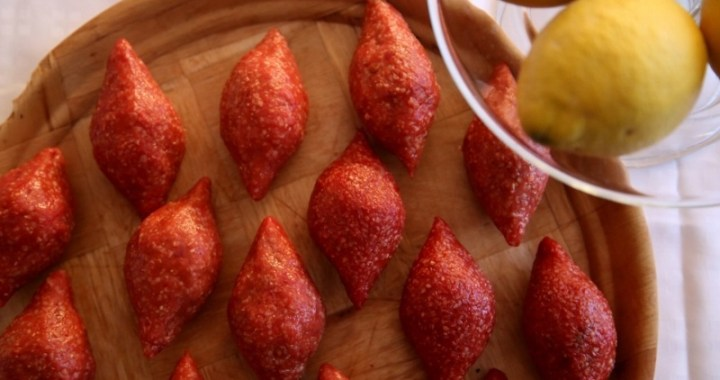 Kibbeh Ishli Kyufta Recipe