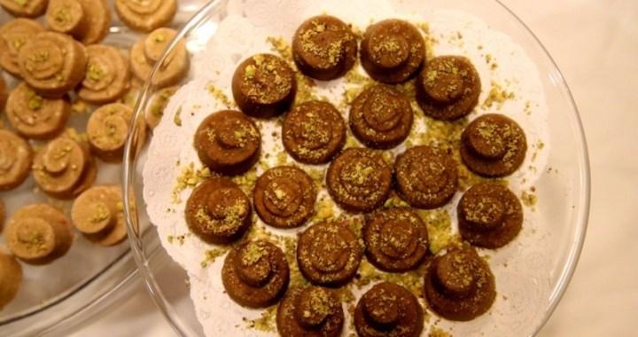 Halva Bites - Armenian Sweets - Հալվա
