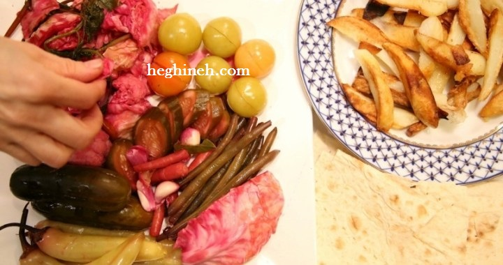 Pickled Veggies Recipe
