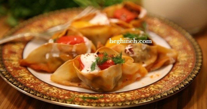 Vegetarian Dumplings Recipe