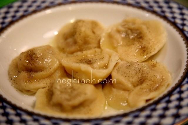 Meat Dumplings - Պելմենի Բորակի