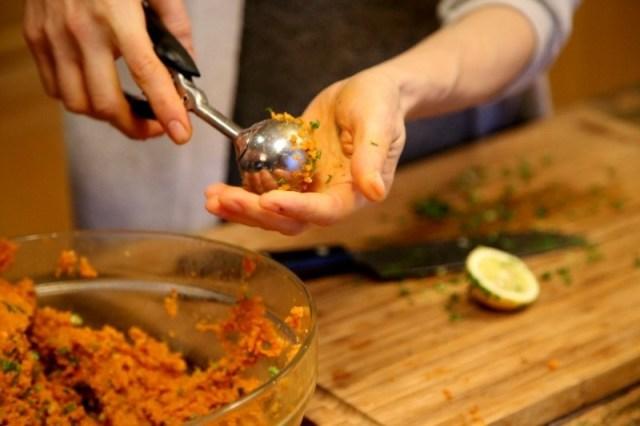 Lentil Kofte Recipe - Ոսպով Կոլոլակ