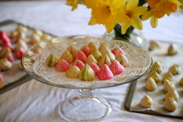 Meringue Kisses Recipe - Բեզե