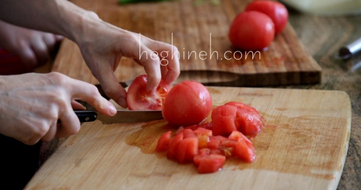 How to make Tomato Omelette