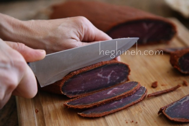 Cured Meat Recipe - Ապուխտ