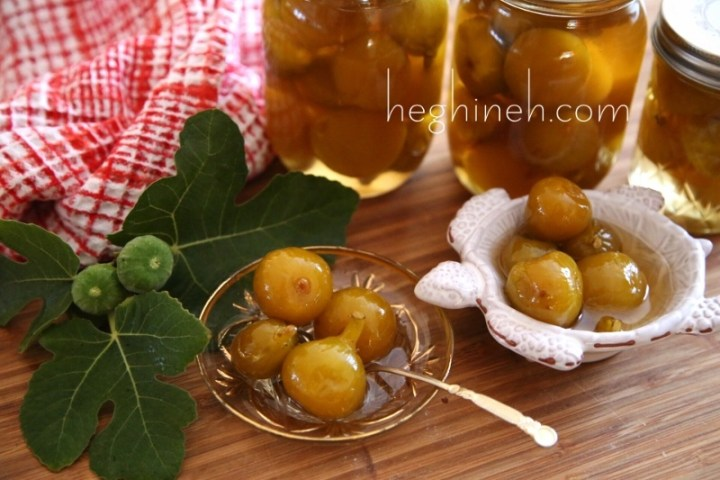 How to make Fig Preserves - Fruit Preserves