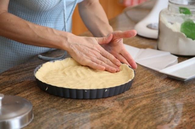 Tart Crust Recipe by Heghineh